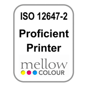 ISO 12647 Proficient Printer Certification